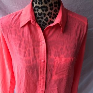 Kut From the Cloth Beach coverup blouse